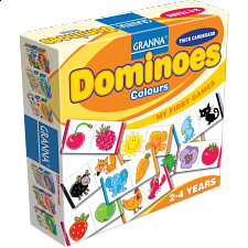 Dominoes Colors - Children's Toys & Puzzles