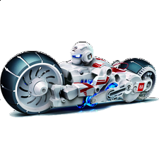 Salt Water Fuel Cell Motorcycle - Kit - Games & Toys