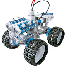 Salt Water Fuel Kit - Engine Car -