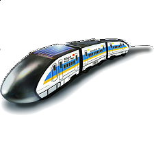 Solar Kit - Bullet Train - Geeky Gadgets