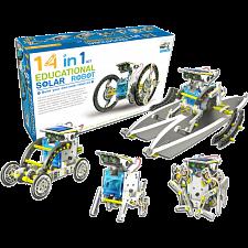 14-in-1 Educational Solar Robot Kit -