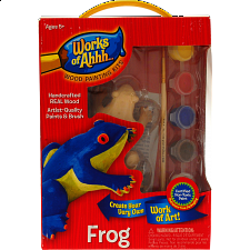 Works of Ahhh...  Frog - Children's Toys & Puzzles