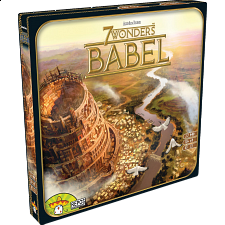 7 Wonders: Babel - Board Games