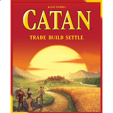 Catan: 5th Edition - Strategy Games