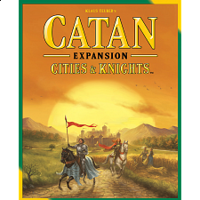 Catan Expansion: Cities & Knights - 5th Edition - Board Games