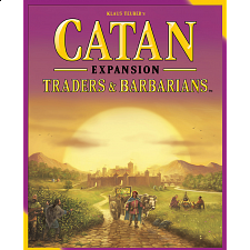 Catan Expansion: Traders & Barbarians - 5th Edition - Board Games