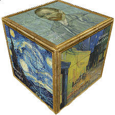 V-CUBE 3 Flat (3x3x3): Van Gogh - Search Results