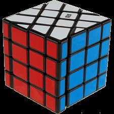4x4x4 Windmill Cube - Black Body -
