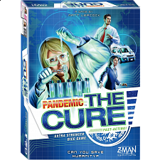 Pandemic: The Cure - Board Games