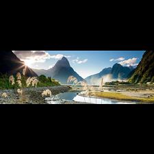 AVH Panorama: Milford Sound -