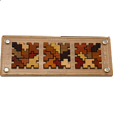 Trio Infernale - European Wood Puzzles
