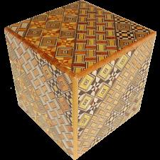 3 Sun Cube 14 Step Koyosegi -