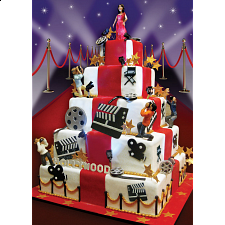 Cake Boss - Sinfully Delicious - 500-999 Pieces