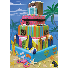 Cake Boss - Slice of Heaven - Jigsaws