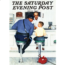 Norman Rockwell - The Runaway - Search Results