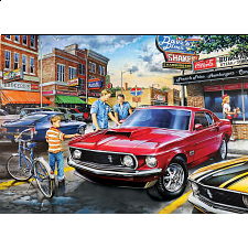 Childhood Dreams - Dave's Diner - Jigsaws