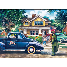 Childhood Dreams - Homecoming - Jigsaws