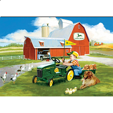 John Deere - Little Handyman - 1000 Pieces