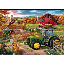 John Deere - 100 Years of Deere - 1000 Pieces