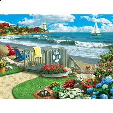 Memory Lane - Coastal Getaway - 101-499 Pieces