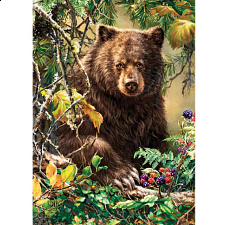 Peek Season - Berry Bear - 1000 Pieces