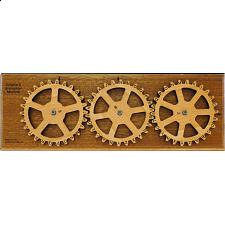 Enigma II - Encryption Machine - Large - Other Wood Puzzles