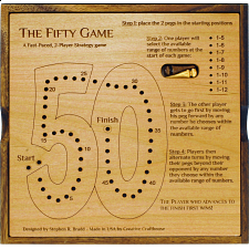 The Fifty Game - Designers
