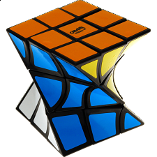 Eitan's Twist Cube - Black Body - Search Results