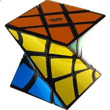 Eitan's FisherTwist Cube - Black Body - Search Results