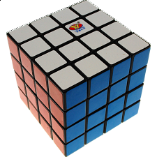 Shensu 4x4x4 - Black Body - X-cube 4 Mechanism - Rubik's Cube & Others