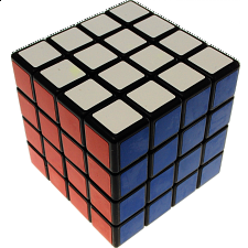 Shengshou 4x4x4 - Black Body - For Speed Cubing - Rubik's Cube & Others