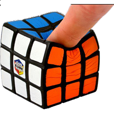 Rubik's Cube Stress Ball - Rubik's Cube & Others