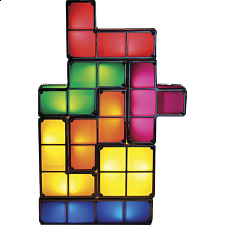 Tetris Light - Stacking Puzzles