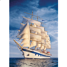 The Great Sailingship - 1001 - 5000 Pieces