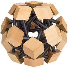 The Lab Test: Particle Puzzle - 3D Wooden Puzzles