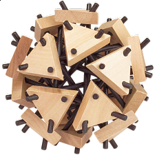 The Lab Test: Cell Puzzle - 3D Wooden Puzzles