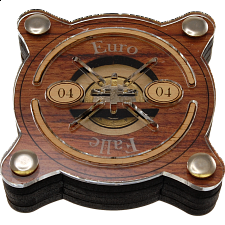 Euro-Falle 04 - Limited Edition - Engraved - Wood Puzzles