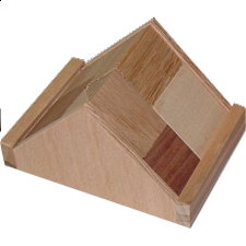 Triangle AC1 - European Wood Puzzles
