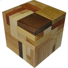 Cubicula - European Wood Puzzles
