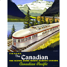 Canadian Pacific - The Canadian -
