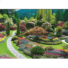 The Butchart Gardens - Sunken Garden - Search Results