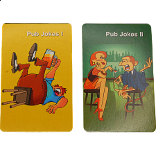 Playing Cards - Pub Jokes - Games & Toys