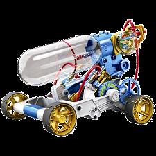 Air Power Engine Car Kit -
