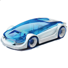 Salt Water Fuel Cell Kit - Car -