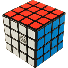 MoYu YuSu 4x4x4 for Speed Cubing Black Body (X-cube 4 Mechanism) - Rubik's Cube & Others