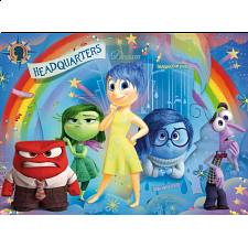 Inside Out: Mixed Emotions - Jigsaws