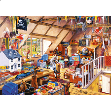 Grandma's Attic - 1000 Pieces