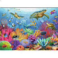 Tropical Waters - 500-999 Pieces