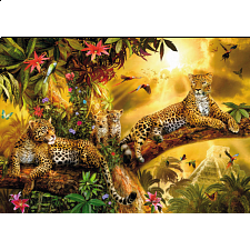 Golden Leopards - 1001 - 5000 Pieces