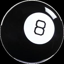 Mystic 8 Ball -